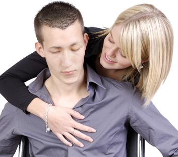 dejtingsajt handikappade