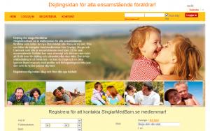 singlar med barn Linköping